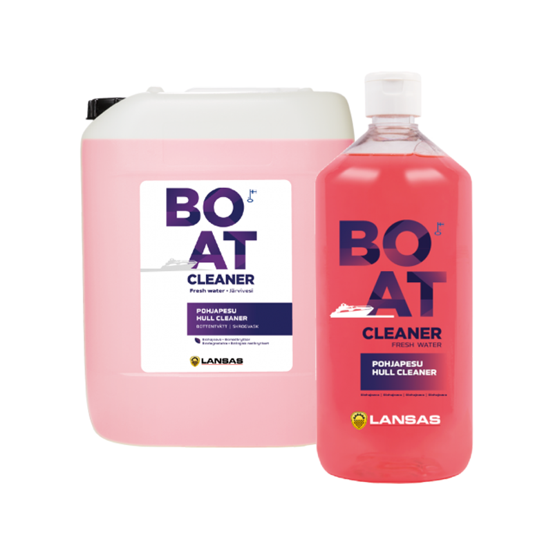 Lansas Boat Cleaner - Pohjapesu makea vesi