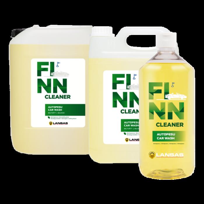 Lansas Finn Cleaner - Autopesu