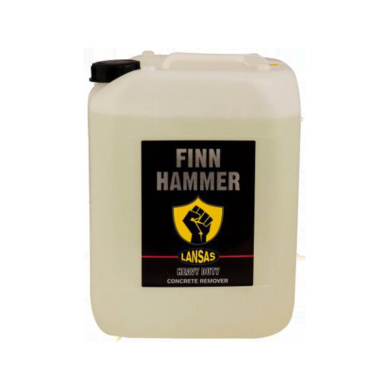 Lansas Finn Hammer - Betonin irrotus